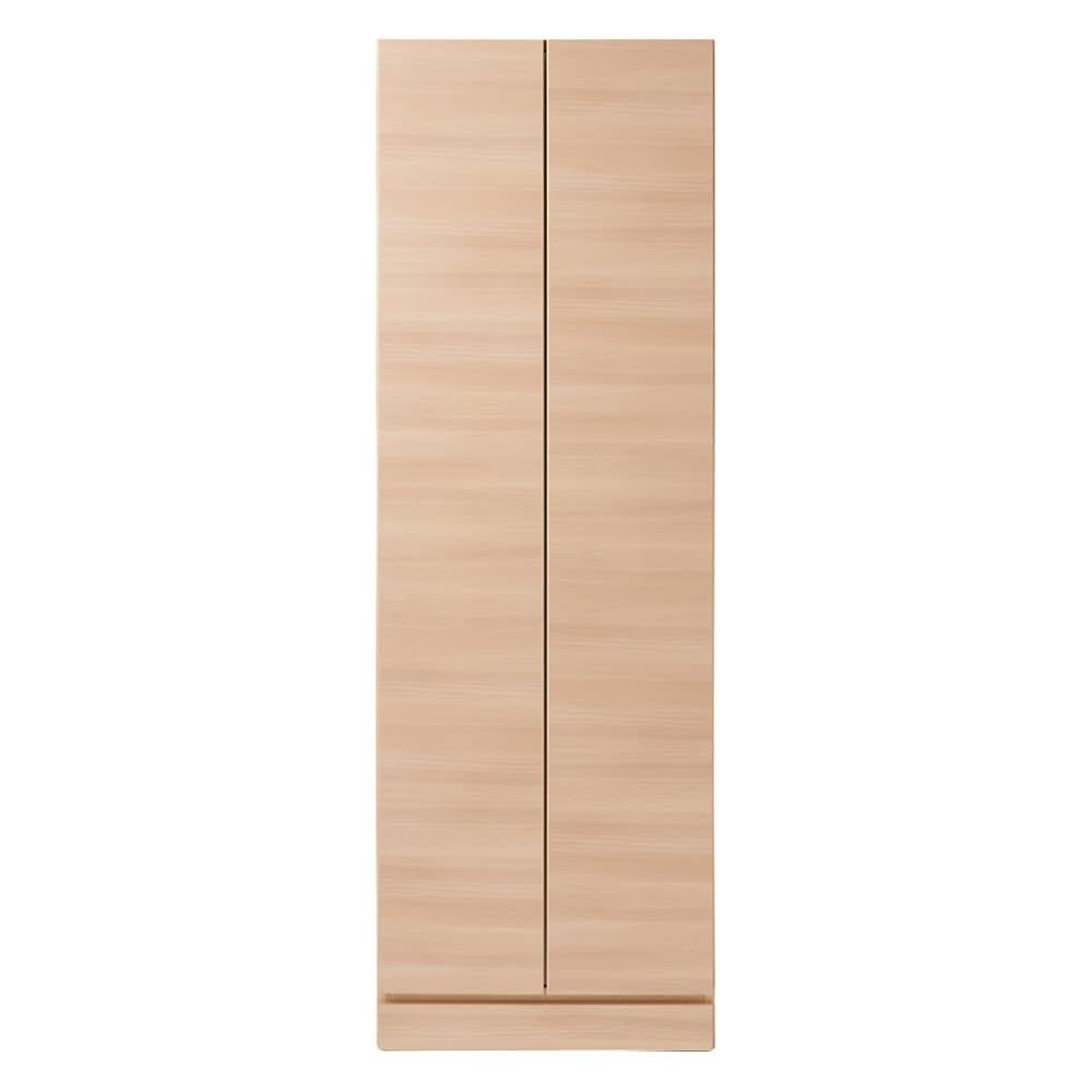 お部屋の天井構造を考慮した壁面ワードローブ 棚タイプ 幅60高さ180cm(高い梁下に) お届けする商品です。