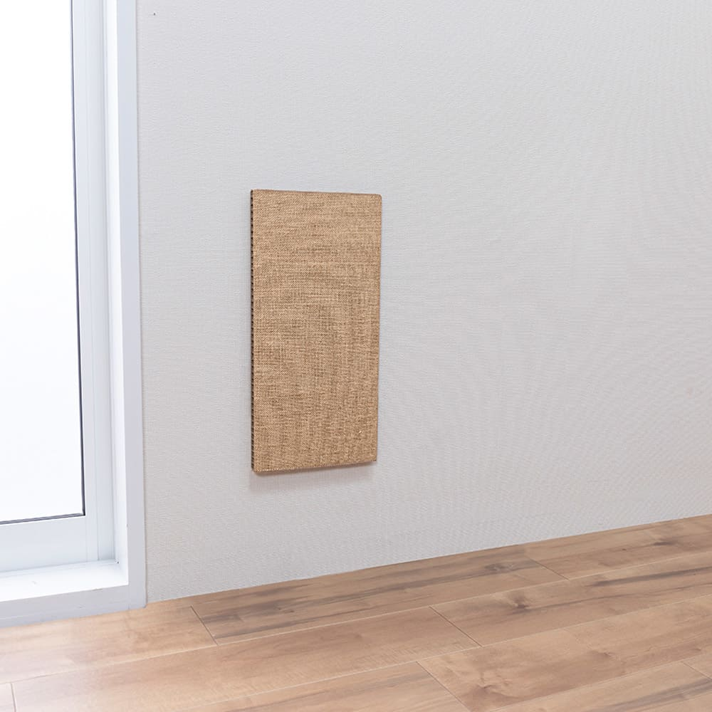 壁に貼れる猫の爪とぎシリーズ 麻タイプ(2枚組)