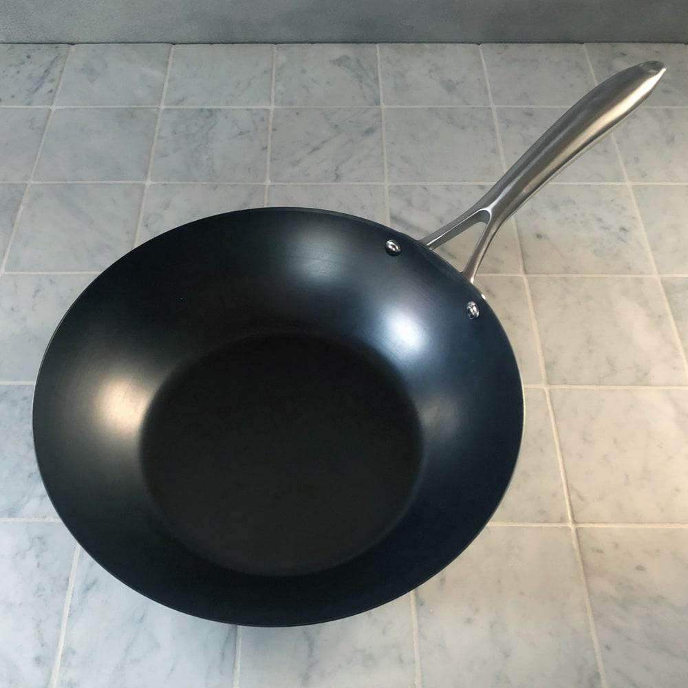 vitacraft/ビタクラフト スーパー鉄 炒め鍋径28cm
