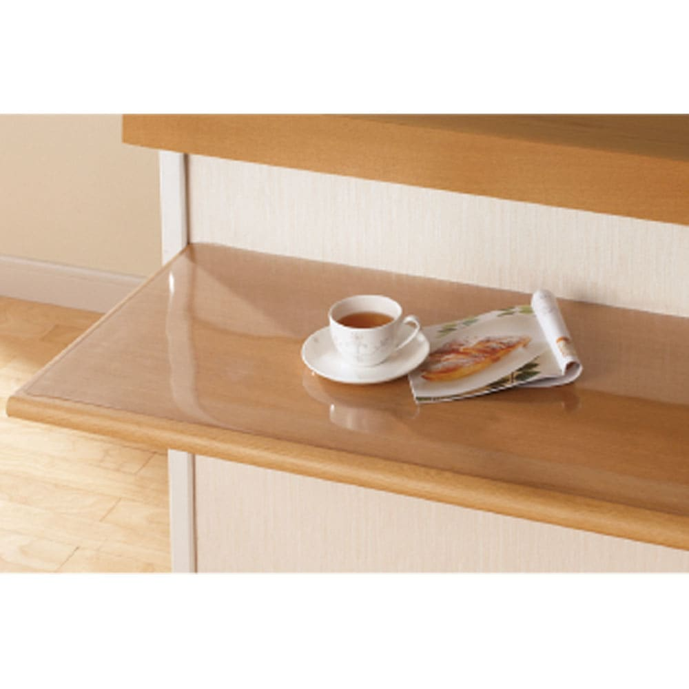 アキレス 高機能テーブルマット 幅45cm・幅90cm・幅120cm カウンターテーブルの汚れ防止にも大活躍。