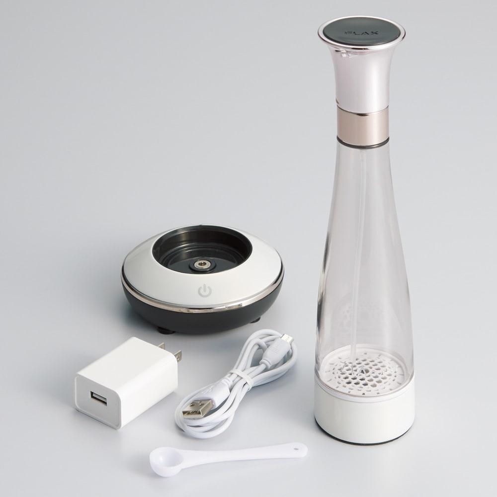 自宅で簡単・除菌・消臭剤「ジア ポケット」 セット内容