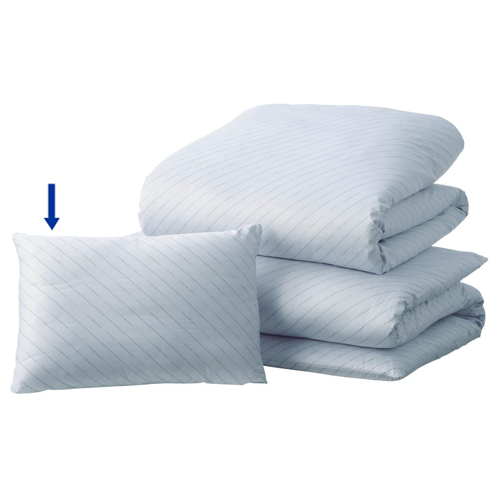 ベッド 寝具 布団 枕 抱き枕 ダニゼロック 枕 普通判 544805