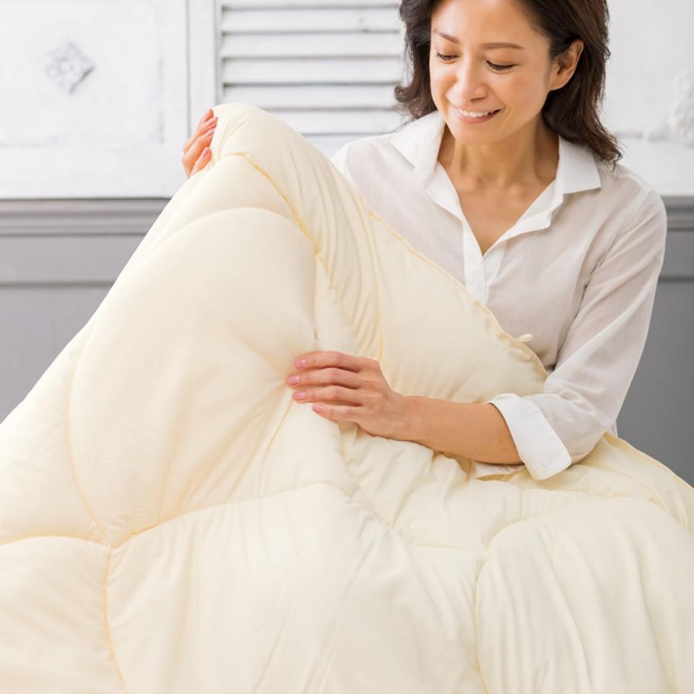 あったか洗える清潔寝具 掛け布団