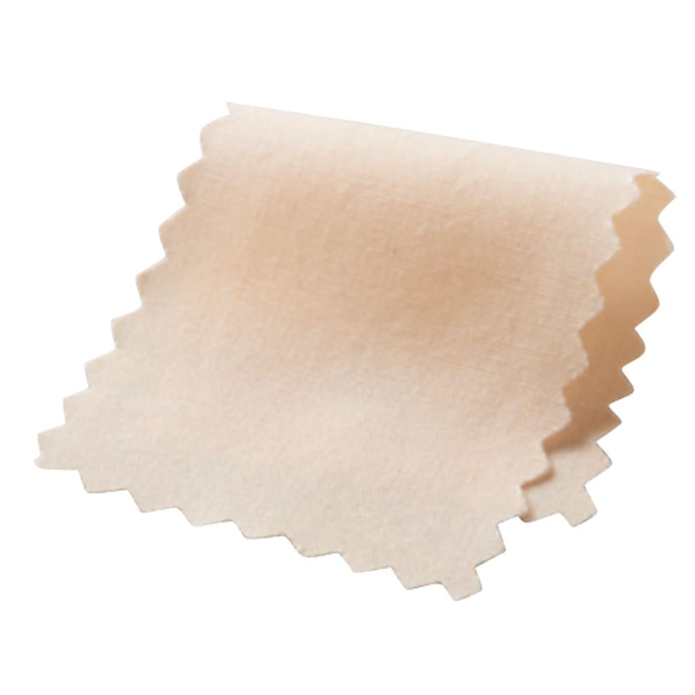 スーパーソフト加工 敷布団カバー 無地タイプ 綿繊維をコーミング(櫛がけ)したコーマ糸を使い、しなやかで高級感のある生地にしあげました。