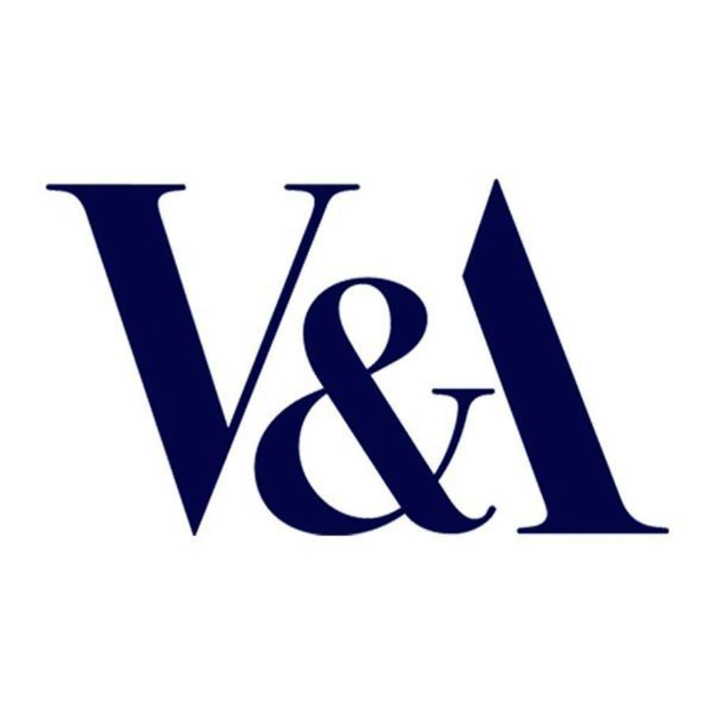 V&A ウィリアム・モリスデザイン いちご泥棒柄 ベッドスプレッド