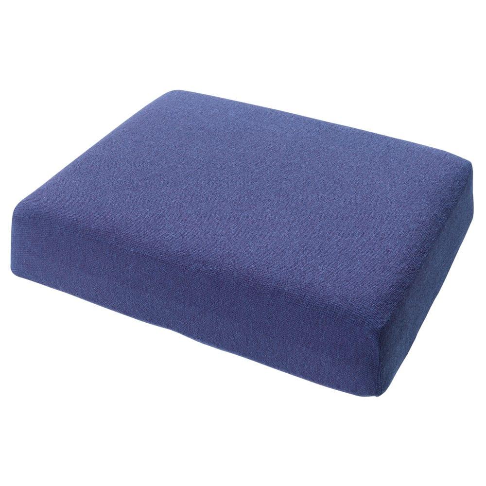 スペイン製カバー[エデン]座面・背もたれ兼用カバー(1枚) (オ)バイオレット ※写真は1人用サイズです。