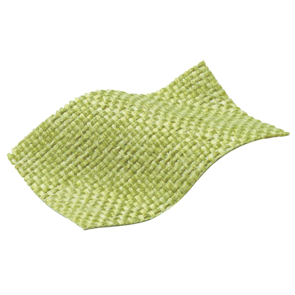 多サイズ展開・1級遮光省エネ遮熱カーテン100cm幅(2枚組) (ウ)イエローグリーン
