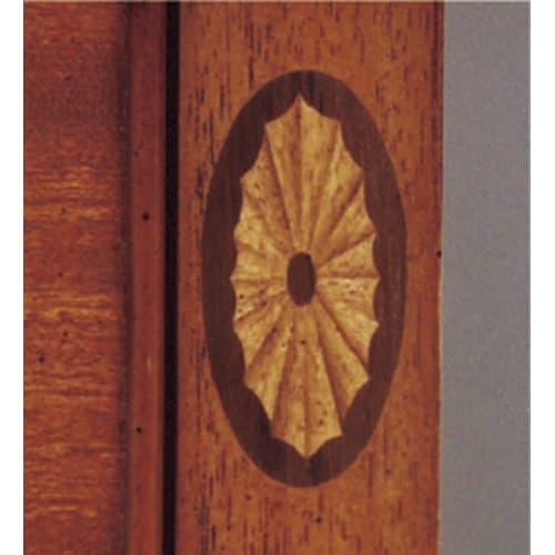 ベネチア調象がんシリーズ コンソールテーブル 職人が一枚一枚貼り付けて制作している象嵌細工。 一つ一つの象がん細工は、職人の熟練した手仕事による小さな芸術。