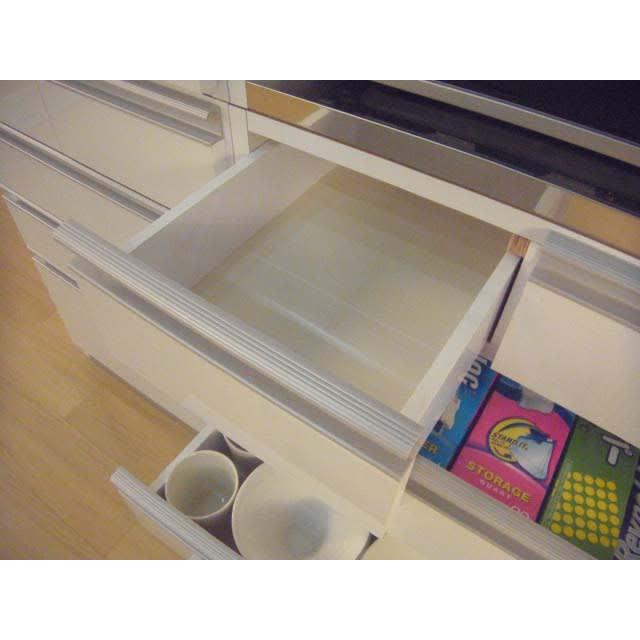 シンプルラインダイニングボードシリーズ 食器棚 幅59.5 高さ173.5cm