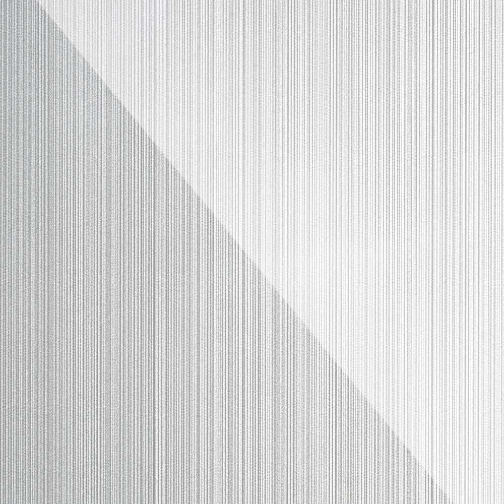 サイズが選べる家電収納キッチンカウンター ロータイプ 幅90cm (エ)ストライプシルバー(ヘアライン調) ヘアライン調のシルバー色プリントシート。