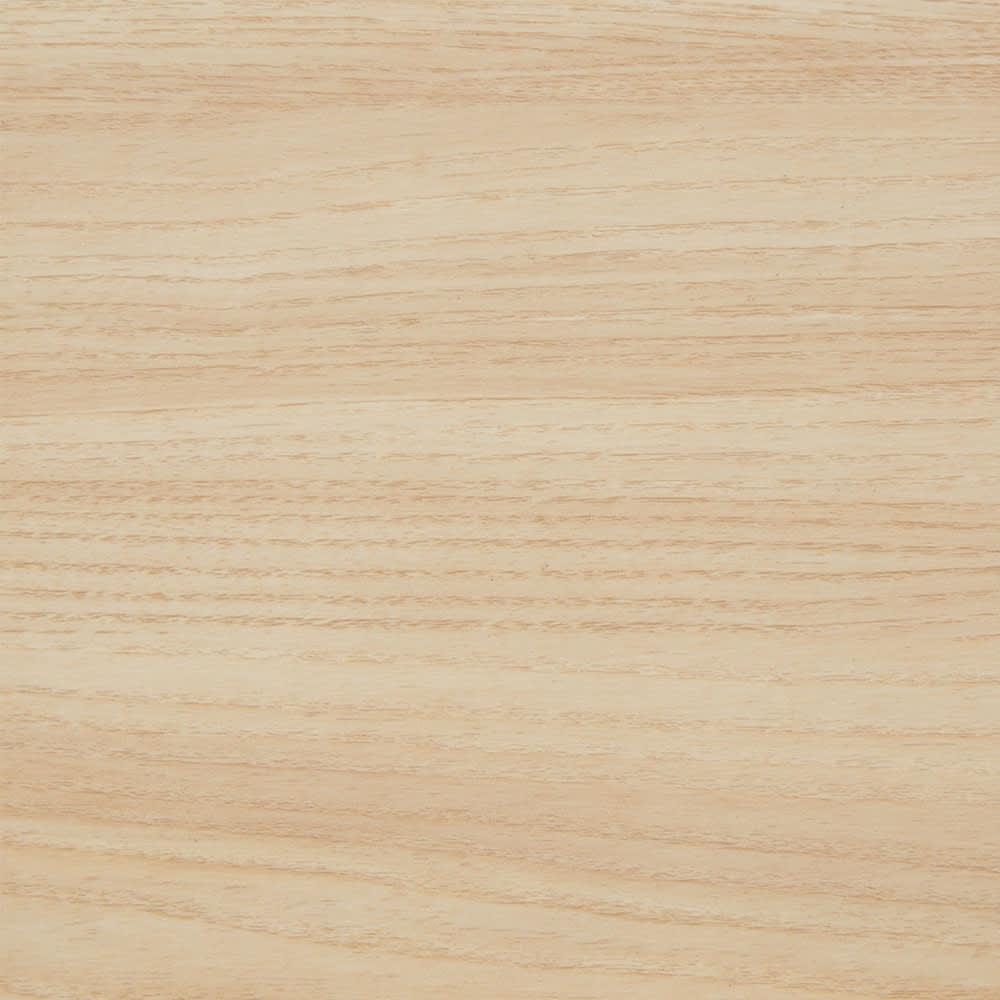 サイズが選べる家電収納キッチンカウンター ロータイプ 幅120cm (イ)ナチュラル 優しい色味でリビングのインテリアに温かみを添えます。