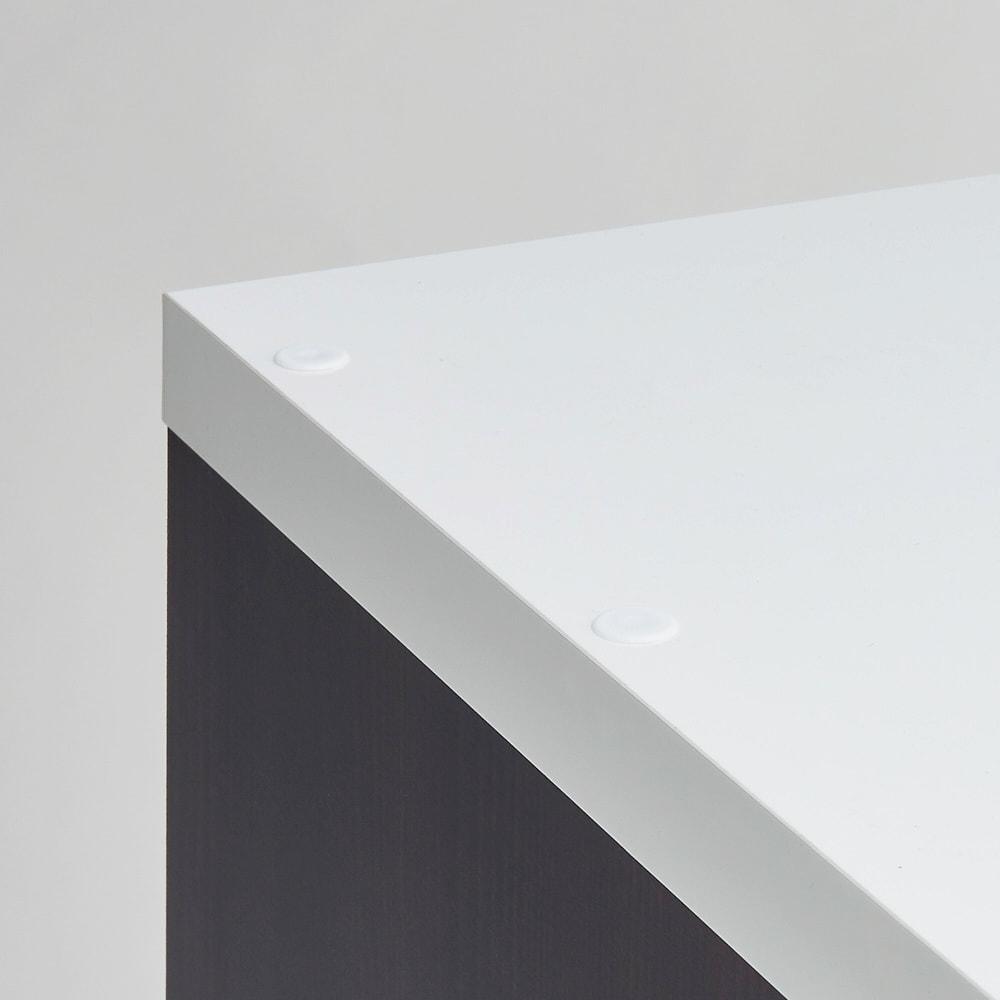 高機能 モダンシックキッチンシリーズ キッチンカウンター 幅140高さ93cm 耐汚染性に優れたクリスタル・ハイグロス。