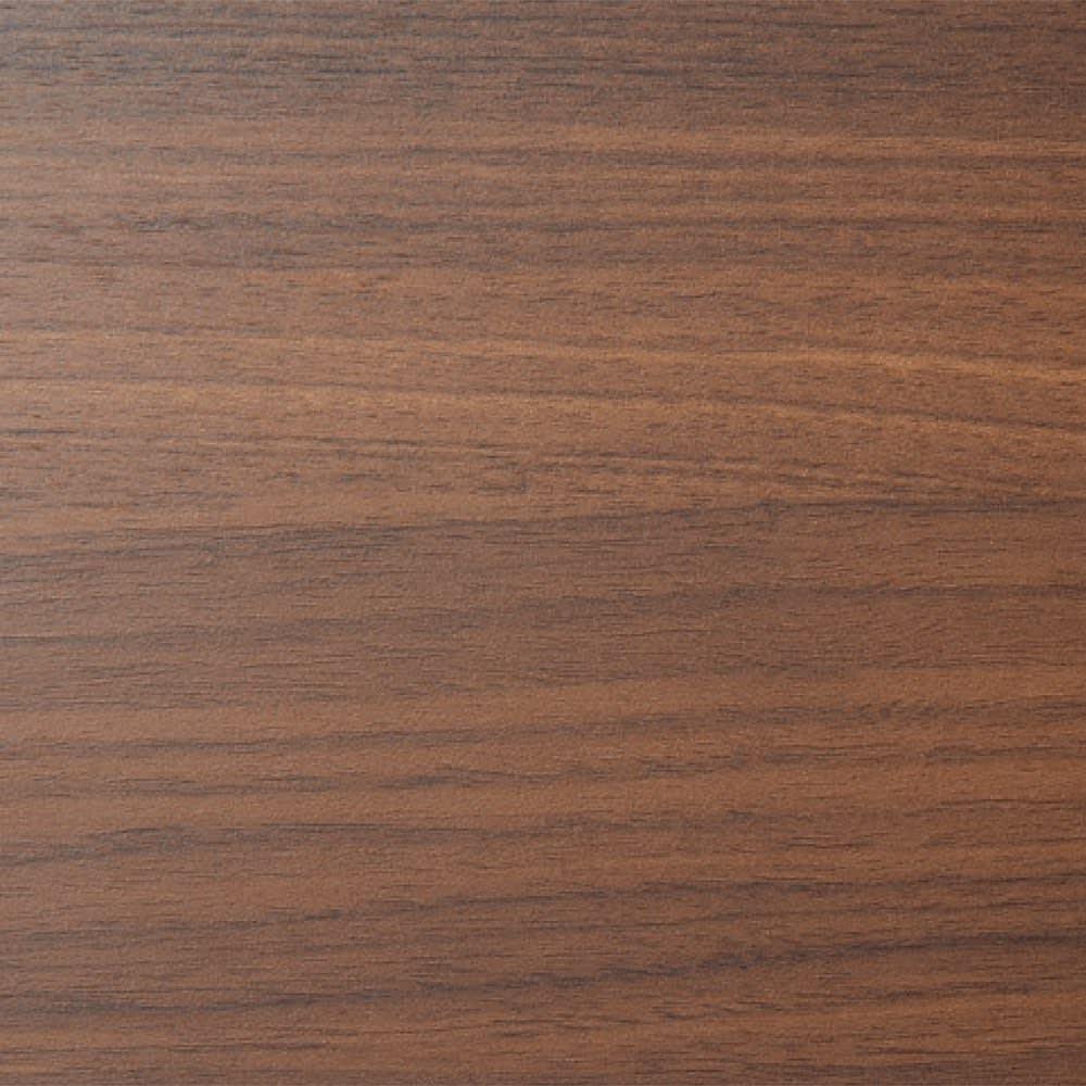 リフォームクオリティシリーズ プリンターデスクワゴン (ア)ブラックウォルナット