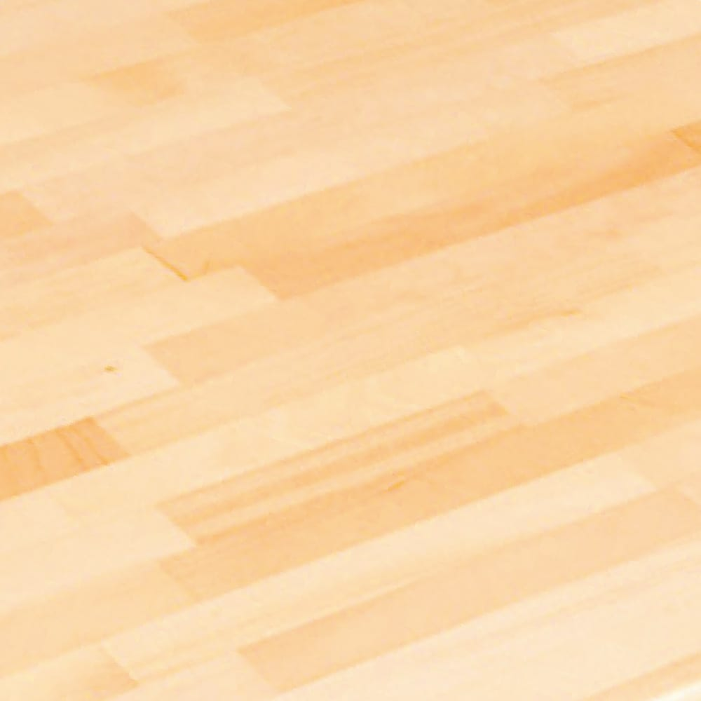 パイン天然木 薄型シンプルデスクシリーズ デスク 幅120cm (ア)ライトブラウン 素材アップ…パイン天然木の素材感を活かした天板。