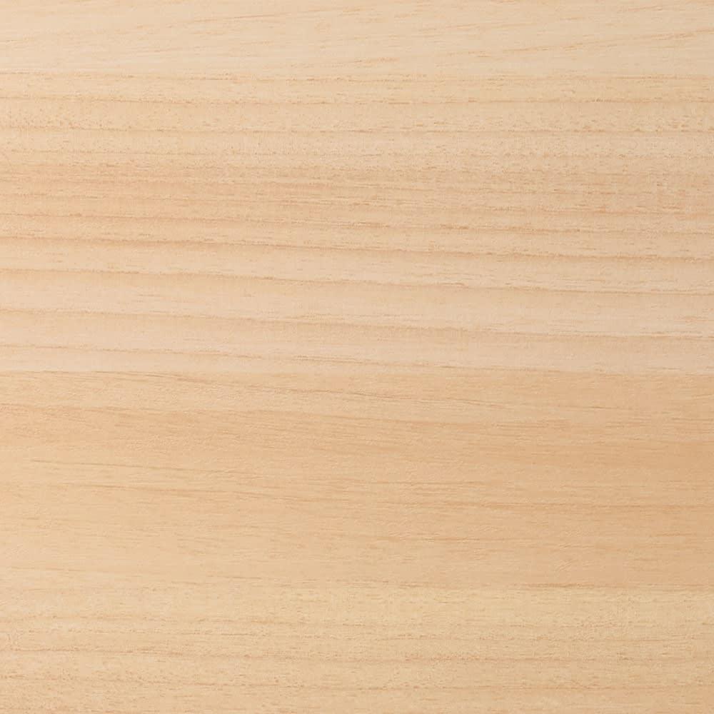 奥行44cm 生活感を隠すリビング壁面収納シリーズ 収納庫 PCデスク 幅60cm (イ)ナチュラル(横木目調)
