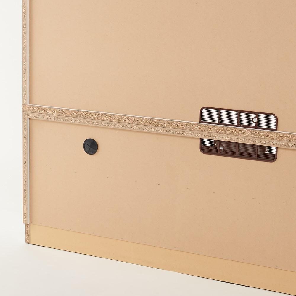 美しくしまうハイクラス壁面収納シリーズ テレビ台 幅121cm
