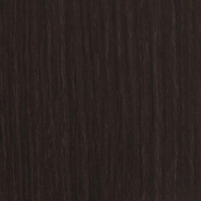 色とサイズが選べるオープン本棚 幅59.5cm高さ150cm 素材アップ:(エ)ダークブラウン