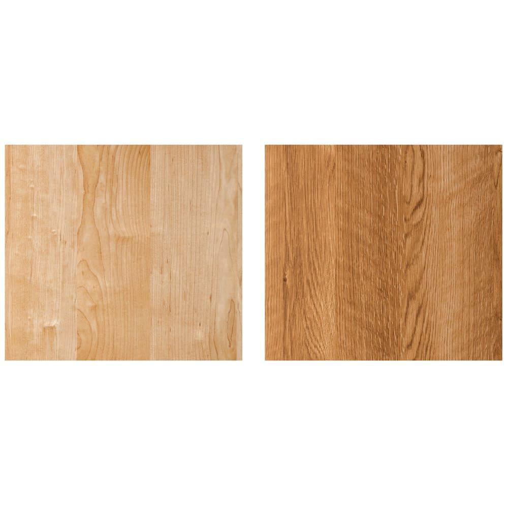 【オシャレな北欧風デザイン】天然木調 引き戸クローゼットハンガー 幅90cm (ア)ナチュラルな木目調はどのインテリアにも馴染みます。(イ)ブラウンの木目調は落ち着いた空間を演出してくれます。