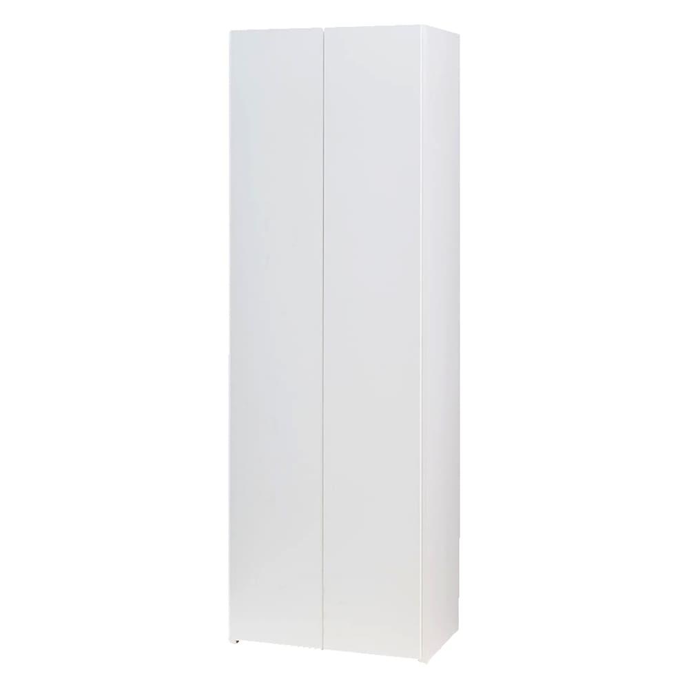 エントランス納戸シューズボックス 棚のみ 幅60cm (イ)ホワイト