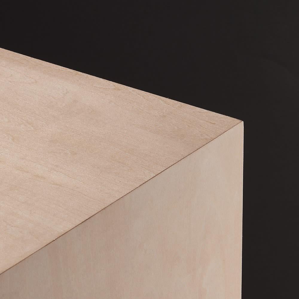 小物引き出し付き 玄関ベンチ スツール  幅60cm 奥行25cm 高さ42cm 表面は天然木を使用しており、ナチュラルな印象です