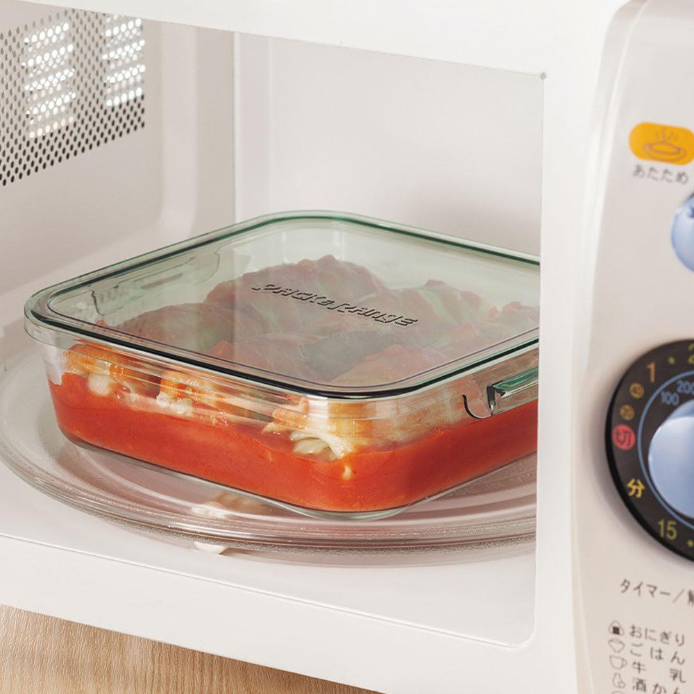 イワキ 耐熱ガラスパック&レンジシステム 7点セット