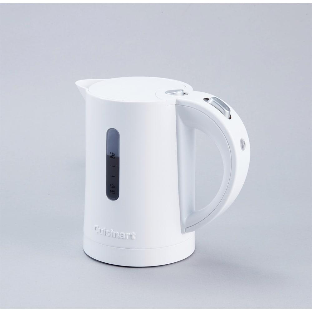 Cuisinart/クイジナート 電気ケトル500ml (ウ)ホワイト