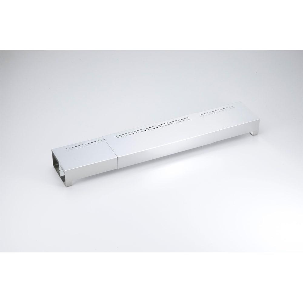 ステンレス コンロ伸縮排気口カバー
