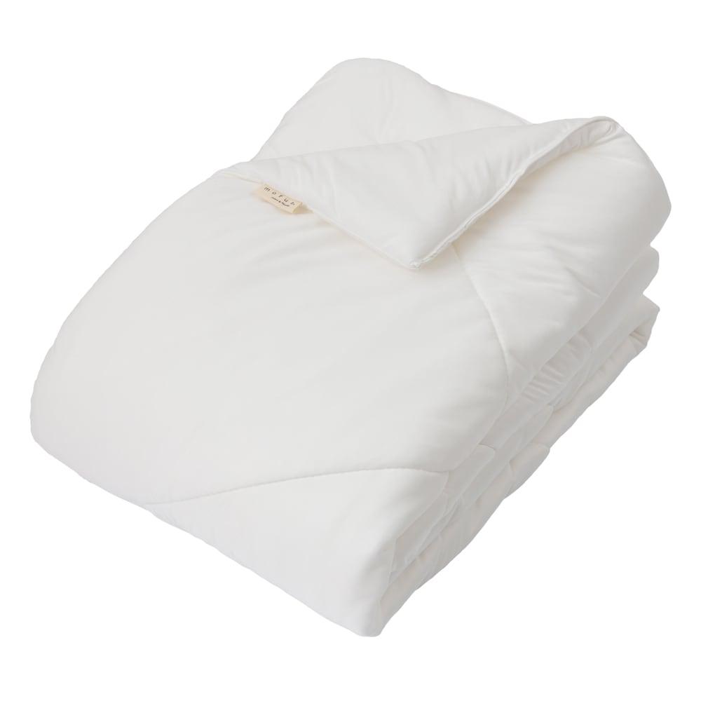 mofua./モフア 雲につつまれるような柔らかケット (ウ)オフホワイト