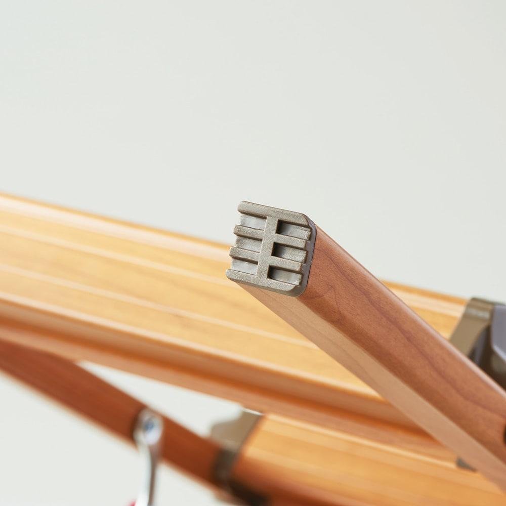 木目調脚立 2段