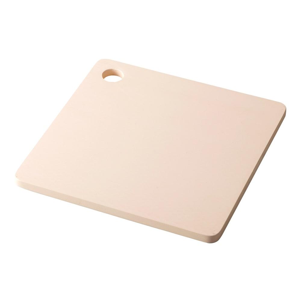 プロも納得 抗菌力が持続するまな板パルト 軽量ミニ ベージュ