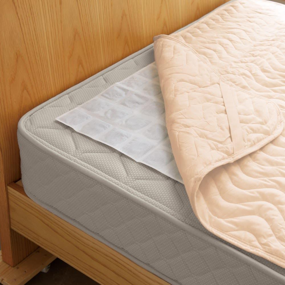 ピュアリフレ 調湿・脱臭マット ベッド