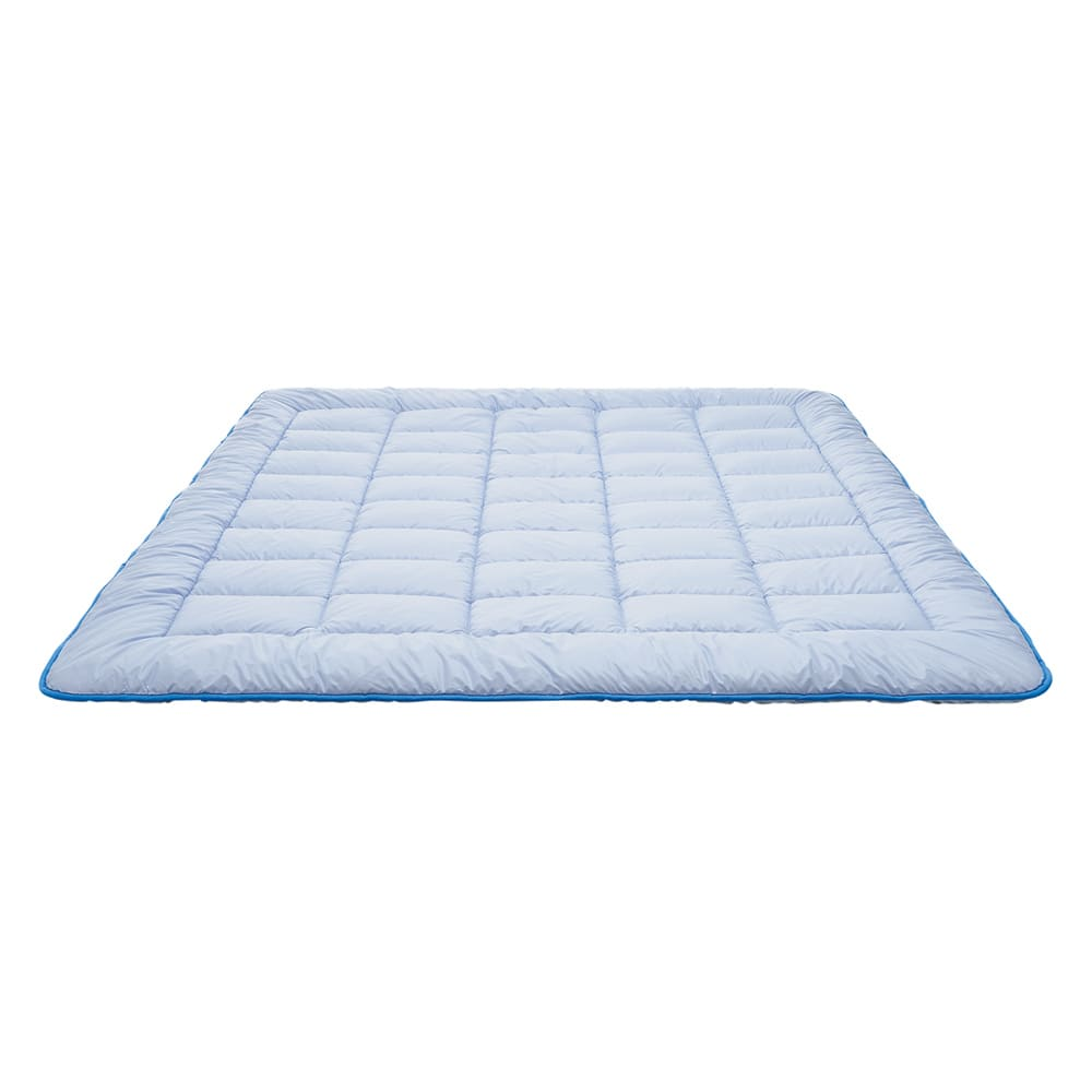 ベッド 寝具 布団 毛布 ベッドパッド 敷きパッド ファミリー300(コンパクト&ワイド敷布団 ハッピー 上層のみ) 546120
