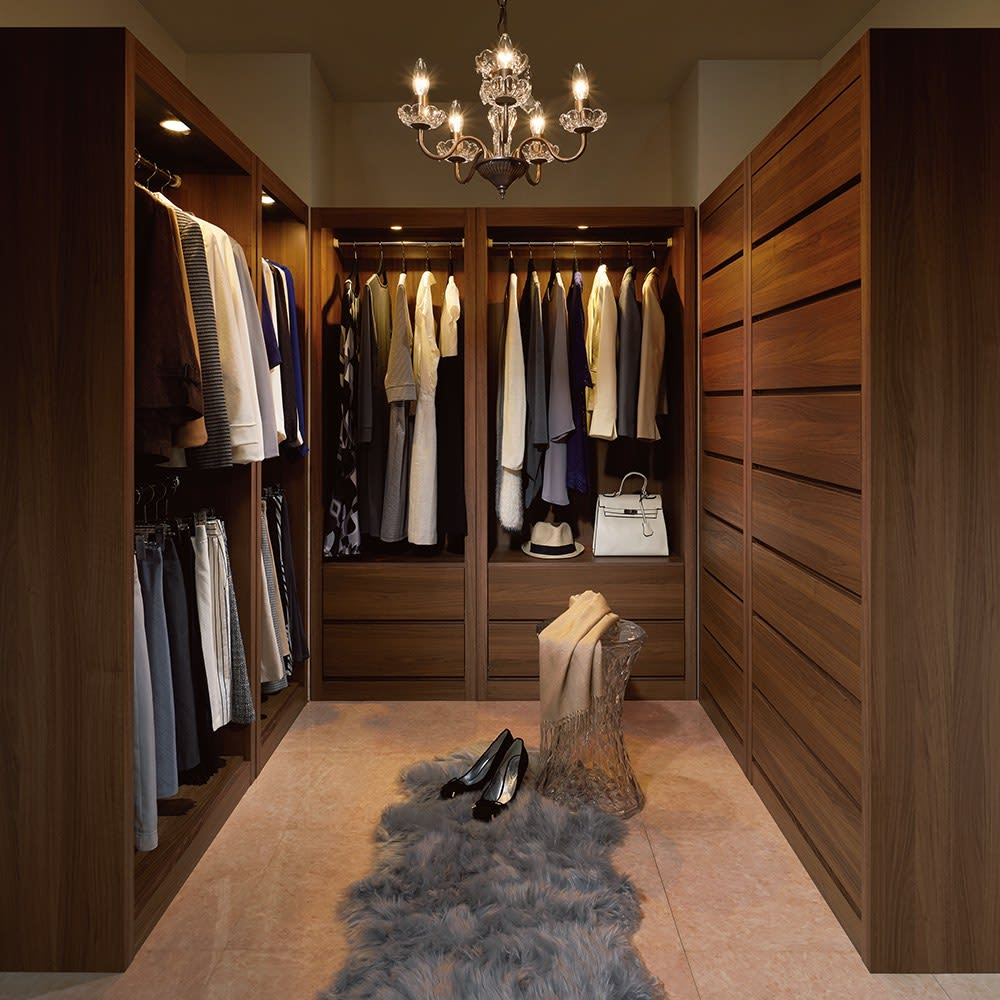家具 収納 衣類収納 ワードローブ クローゼット 国産メーカーが作るワードローブ タワーチェスト 幅60cm 555338