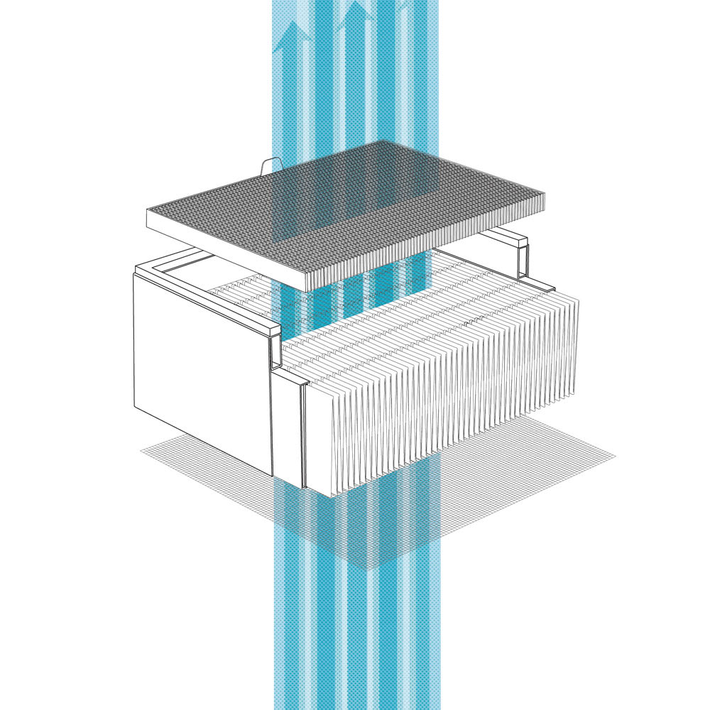 【送料無料】BALMUDA The Pure/バルミューダ ザ ピュア 空気清浄機 2つの高性能フィルターで強力に脱臭・集じん。花粉やウイルス等の微細な粒子も捕らえます。