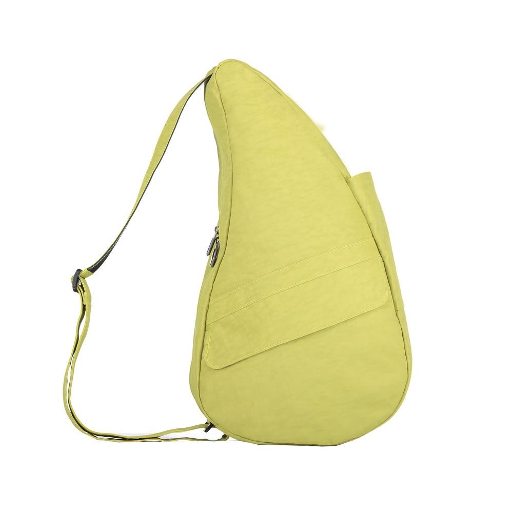 ヘルシーバックバッグ テクスチャドナイロンMサイズ (オ)ピスタチオWEB限定色