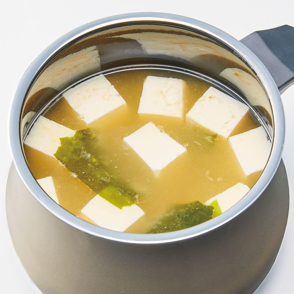 WMF ミネラルマルチポット メーカー10年保証付き 2~3人分の味噌汁作にも。