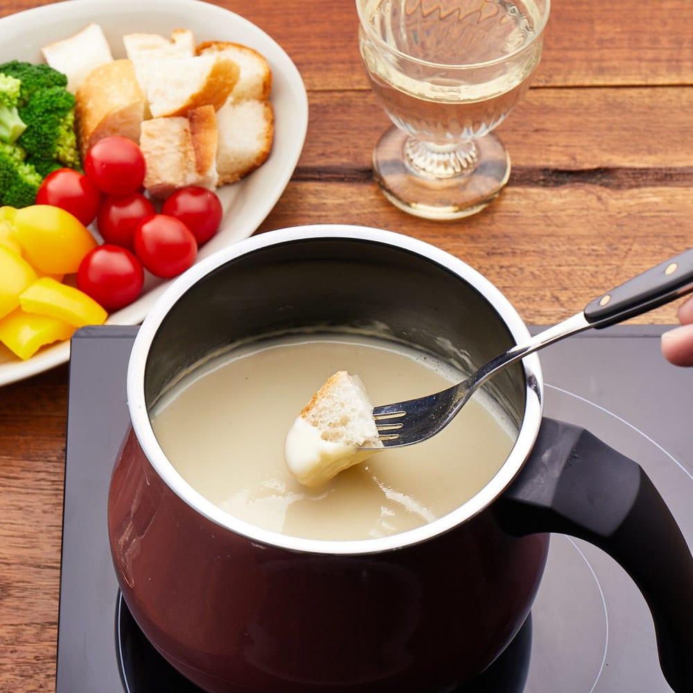 WMF ミネラルマルチポット メーカー10年保証付き 食卓にだしてチーズフォンデュも。