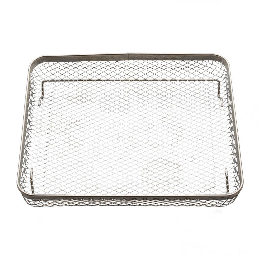 クイジナート エアフライオーブン トースター  アイボリー数量限定カラー 特典付き 使いやすい深型のメッシュバスケット
