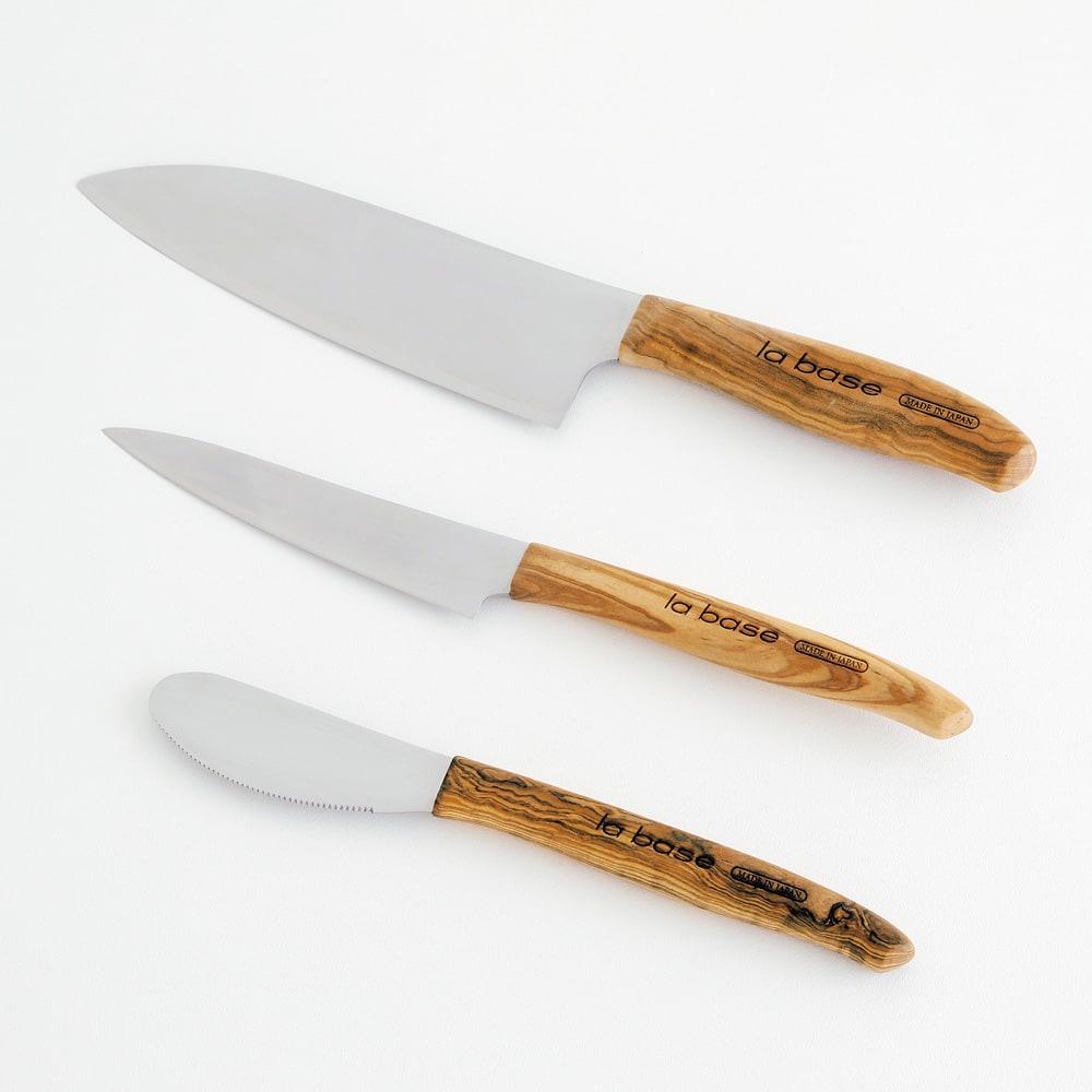 有元葉子のラバーゼ包丁 ペティナイフ ※お届けはペティナイフです。