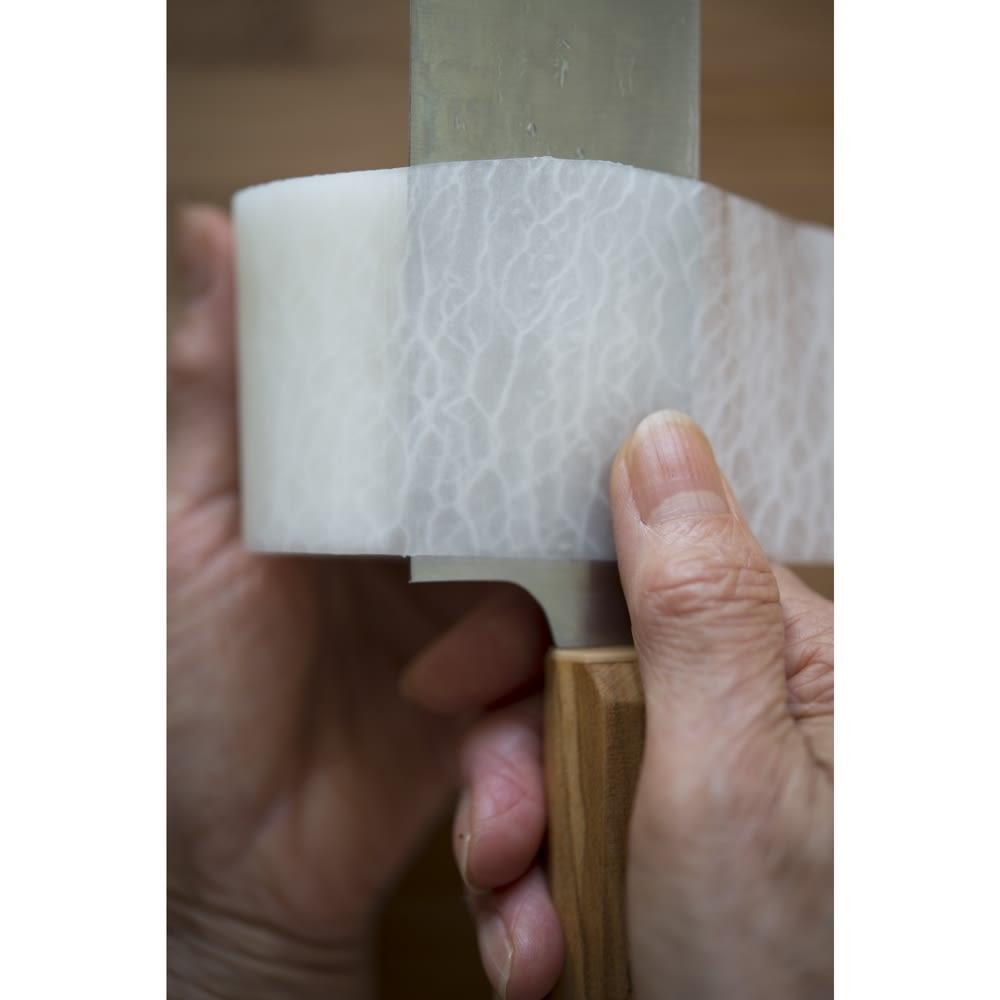 有元葉子のラバーゼ包丁 薄刃