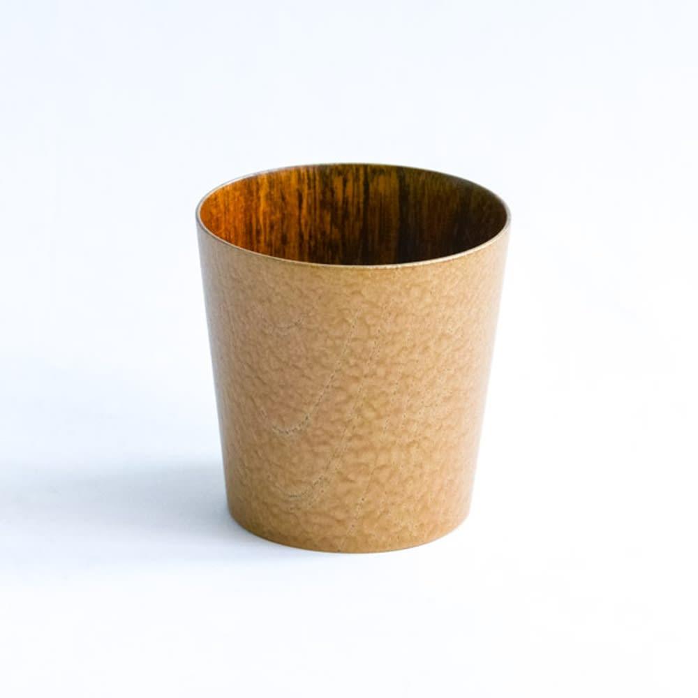 けやきのカップ 「うつろい」 山中漆器