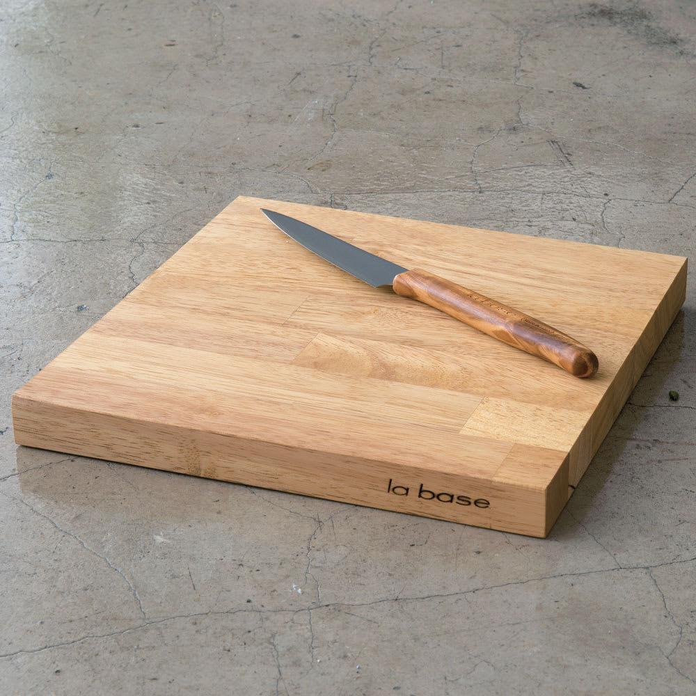 有元葉子のラバーゼ まな板 お得な2枚組 ※包丁は商品に含まれません。