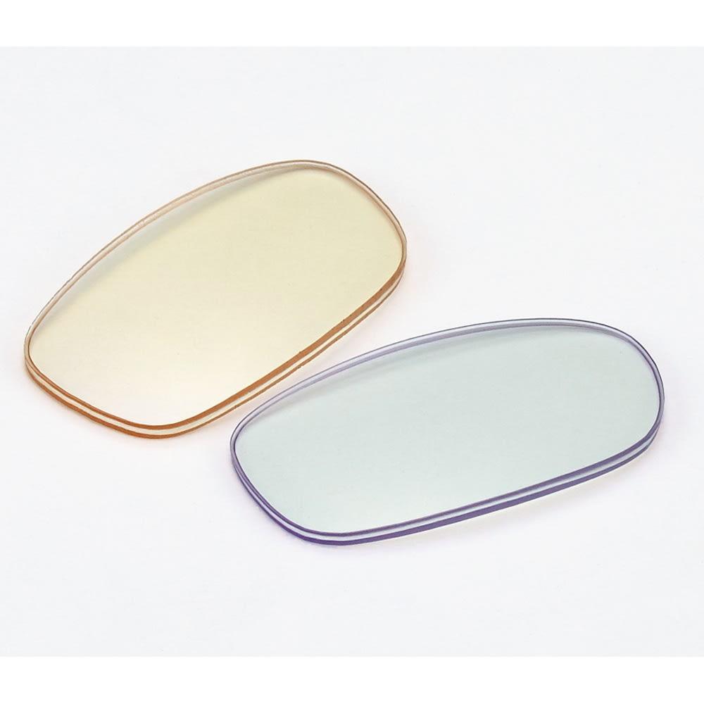 フィルストン UV&ルーライトカット リーディンググラス(男女兼用) ボストン型 無地 従来品 本品 UV&ブルーライトをカットする眼鏡でありながら、レンズはほぼ無色のクリア。(写真は別タイプの形です)