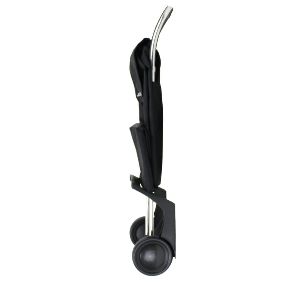 ロルサー ショッピングカート 収納時は奥行き約14cmになります。