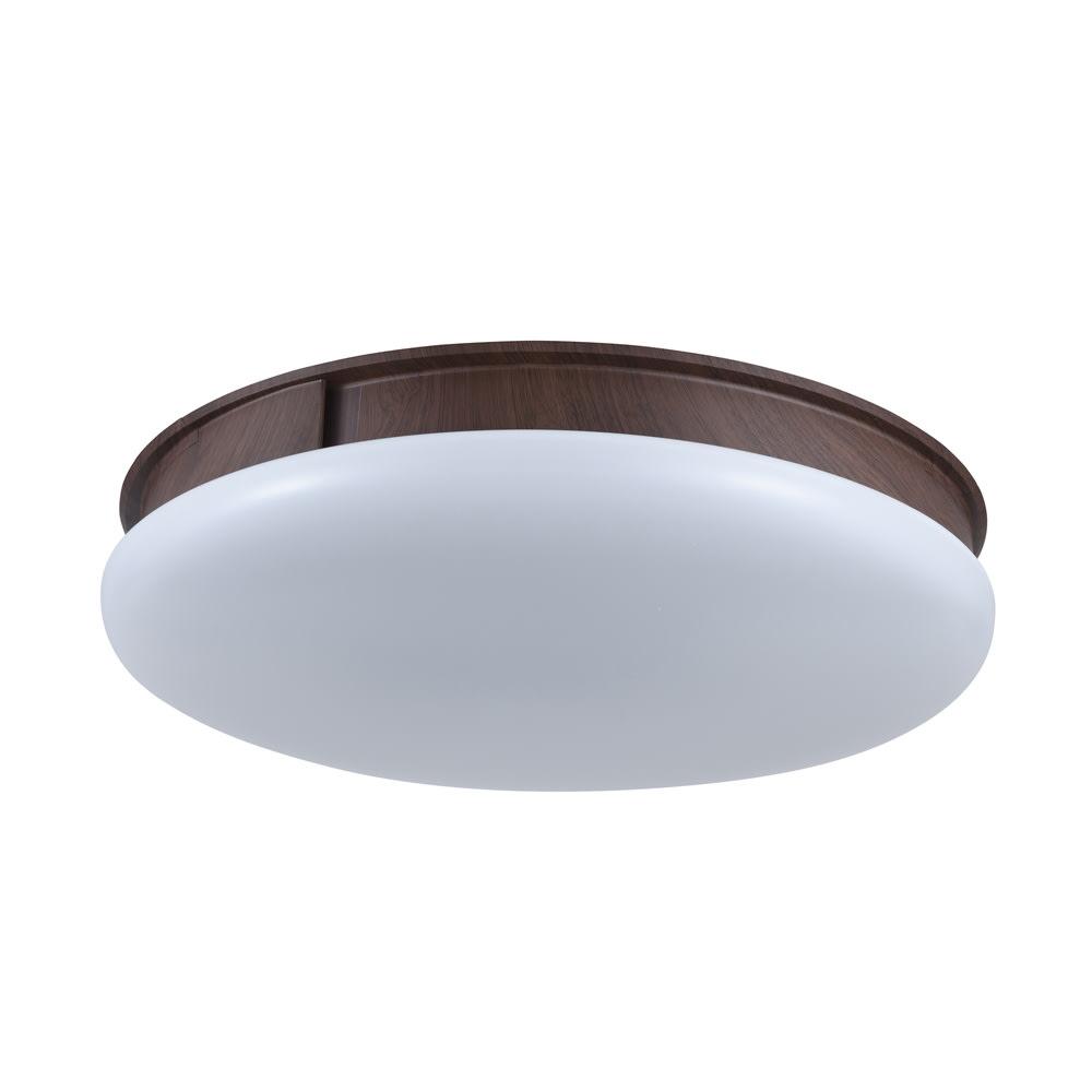 新LEDスマートシーリングファン「UZUKAZE」 (イ)木目調