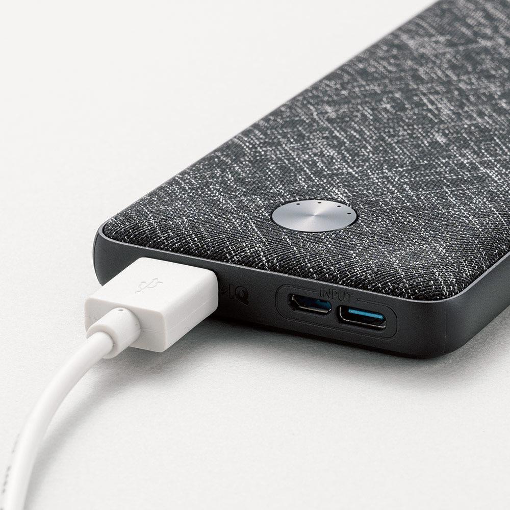 パーソナルネッククーラー USB給電でどこでも使えます。(※モバイルバッテリーは別売りです)