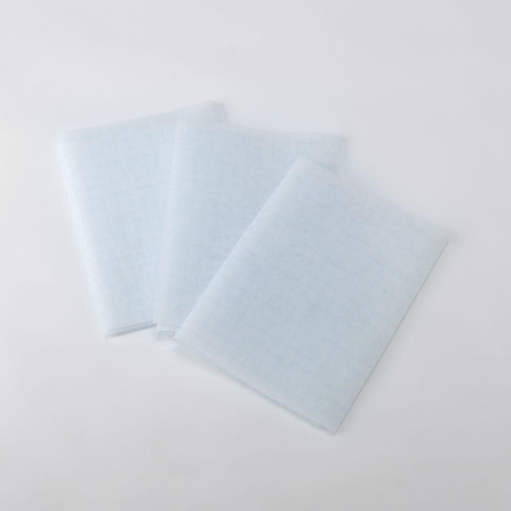 エアコン用除菌・消臭フィルター「ホワイトプラチナム」3枚セット 3枚セットでお届けします。各部屋のエアコンに取り付けてお使いください。1枚当たりの交換目安は約1か月です。