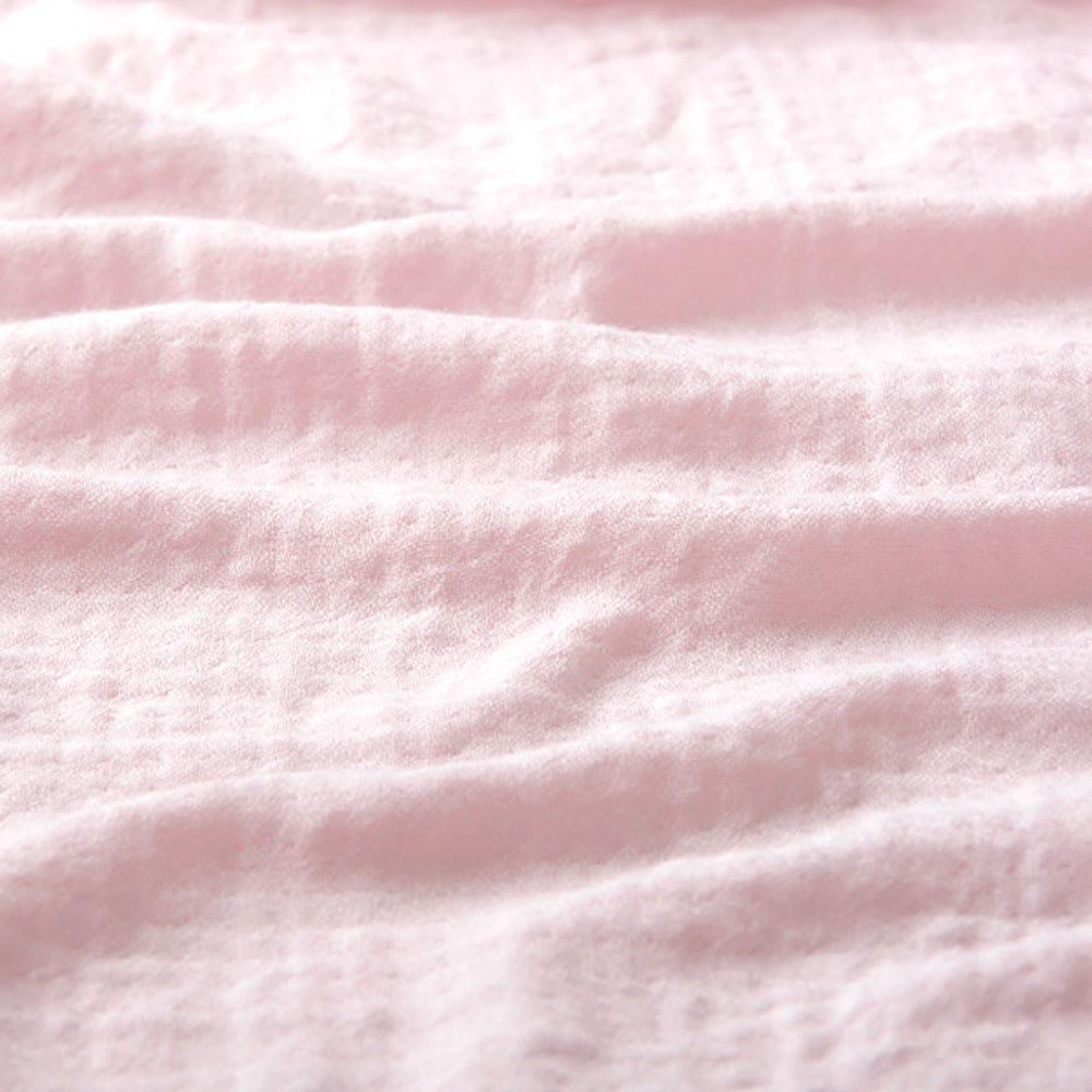 内野(ウチノ)/UCHINO マシュマロガーゼ(R) ノーカラーパジャマ 心地良い眠りの秘けつ 軽く、肌をやさしく包むマシュマロガーゼ(R)が寝ている間の衣服内の環境を快適に。