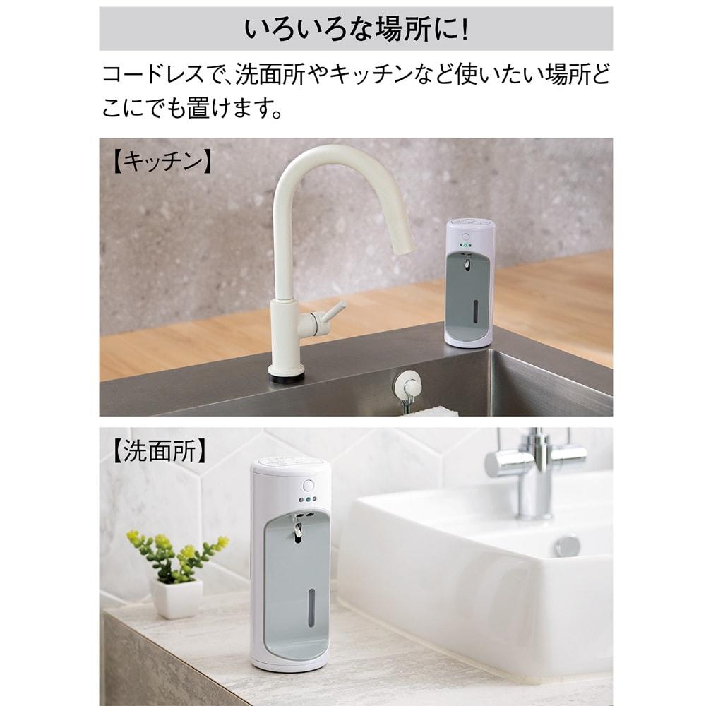 自動除菌液噴霧器「ウイルッシュ」 1個