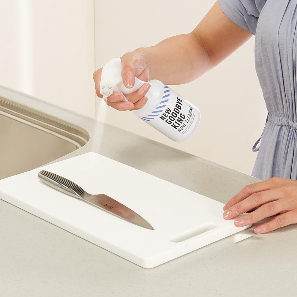 次亜塩素酸除菌水「Newグッバイ菌グ」 特別セット 調理道具に